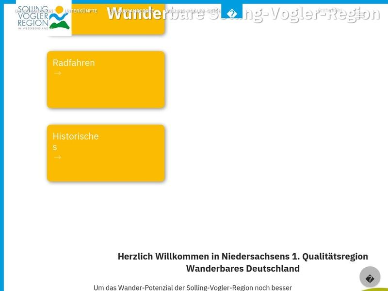 Screenshot von https://www.solling-vogler-region.de/de/